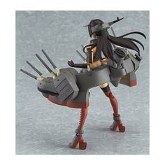 "HYPERIONZ Authentic Japan - Kantai Collection -KanColle- ""Nagato"" : figma ..."