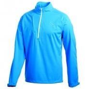 Puma Longsleeve Knit Wind Golf Jacket Brilliant Blue