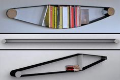 I have way too many books for this, but it's such a neat idea!