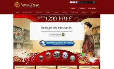 Find your luck tonight at Royal Vegas Casino: 1st deposit: 100% up to $/£/€250 >> jackpotcity.co/r/160.aspx