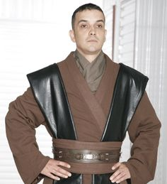 5df61e45e4ee STAR WARS COSTUMES    Star Wars Anakin Skywalker Jedi Knight Costume - Body  Tunic Only - Replica Star Wars Costume