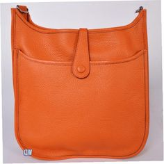 Free Exchange For AUS Finest Materials Hermes Overtakes Louis Vuitton Hot  Evelyne GM W32cm Messanger Bag