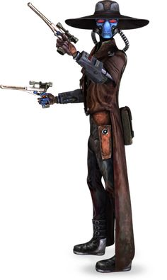 Star Wars The Clone Wars | Cad Bane | Probably one of my favorite bounty hunters.