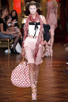 Vivienne Westwood Spring 2013 Ready-to-Wear Collection Slideshow on Style.com
