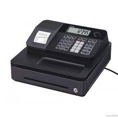 CASIO SE-G1S ECR Black Cash Register