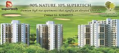 Conceptualized by leading international space designers, #Golf Village offers something for everyone. These are the premium high rise apartments that signify an elevated #lifestyle, choose to live in apartments which offers a panoramic view of a 9 hole golf course on one side and forested area on the other.   Golf Village is a Paradise to live in, to know more visit - http://www.golf-village.co.in/