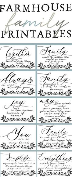 Farmhouse home decor family quotes and sayings set of printables homedecor farmhousedecor freeprintable printables farmhouseprintables farmilyquotes welcomesign familysayings 294915475601084620 Wine Bottle Crafts, Mason Jar Crafts, Mason Jar Diy, Home Quotes And Sayings, Sign Quotes, Family Quotes And Sayings, Quotes Images, Diy Hanging Shelves, Wordpress