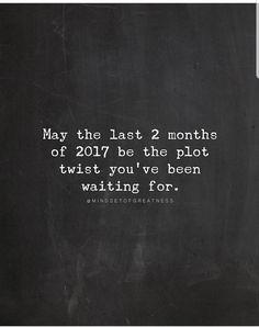 I'm waiting ....