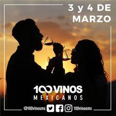 100 vinos mexicanos #Querétaro 3 y 4 de marzo #vinomexicano