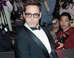 Robert Downey Jr. is really tired of this 'Avengers: Age of Ultron' press tour.