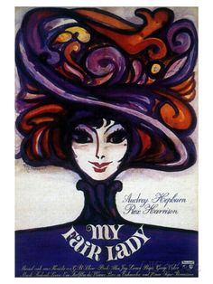 My Fair Lady, 1964 Giclee Print at AllPosters.com