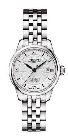 Zegarek damski Tissot Le Locle T41.1.183.35 - sklep internetowy www.zegarek.net