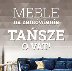 Kupuj bez VAT! Furniture cheaper by tax VAT!