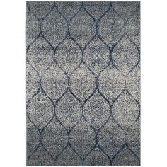 Shop for Safavieh Madison Bohemian Navy / Silver Rug (8' x 10'). Get free shipping at Overstock.com - Your Online Home Decor Outlet Store! Get 5% in rewards with Club O!