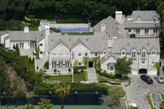 Tom Cruise has spent $35 million for a Beverly Hills home which features 10,000 square-foot area, seven bedrooms, nine bathrooms, a tennis court, a swimming pool and an extra privacy for mega stars.