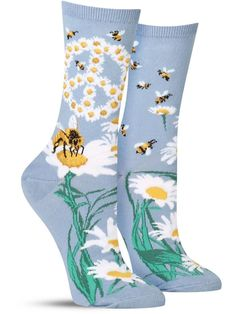 You sure love novelty socks! See your account details and order history at The Sock Drawer. Funny Socks, Cute Socks, Women's Socks, Grumpy Cat Quotes, Flower Shoes, Mode Chic, Sock Animals, Crazy Socks, Novelty Socks