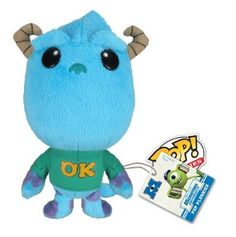 Amazon.com: Funko Disney POP Sulley Plush: Toys & Games