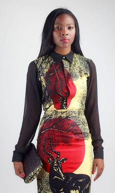 nivaldot-thierry ~African fashion, Ankara, kitenge, Kente, African prints, Senegal fashion, Kenya fashion, Nigerian fashion, Ghanaian fashion ~DKK