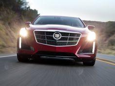Cadillac CTS Vsport (2013)