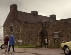 Claire visits the Culloden Visitor Center and Museum