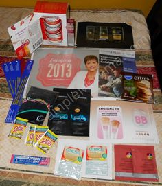 Received Free Samples for January 2013