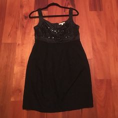 Nanette Lepore Black Party Dress