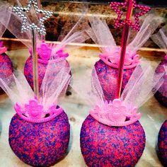 Princess Candy Apples