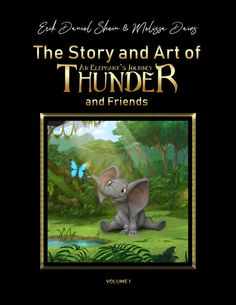The Story and Art of Thunder and Friends is a must read book written by Erik Daniel Shein and available in our Fiction Bookshelf. It's available in Hardcover. S Stories, Great Stories, African Forest Elephant, Vote Now, Animal Faces, Elephants, Thunder, Childrens Books, Books To Read