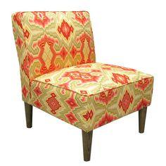 Ainsley Slipper Chair at Joss & Main