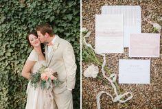 Vintage Backyard Wedding | Burnett's Boards - Wedding Inspiration