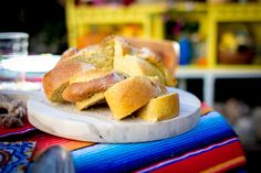 Pumpkin Spice Pan de Muerto Recipe. A fun spin on a traditional bread from our Dia de los Muertos feast with @saltandwind and @beard | ¡HOLA! JALAPEÑO