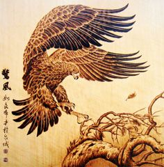 free pyrography patterns | Pyrography is also popular among gourd crafters and artists, where ...