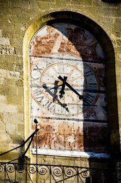 Astronomical clock, Tour de l'Horloge, Aix-en-Pce FR