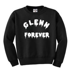 Glenn Forever Sweatshirt (The Walking Dead) #thewalkingdead