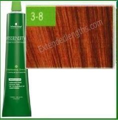Schwarzkopf Essensity Permanent Hair Color 38 Dark Red Brown Click Image To Review More