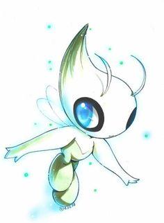 Celebi - Pokemon
