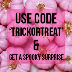 🎃 👻 Trick or treat? 🎃 👻 #havetolove #halloween #autumn #spooky #surprise www.havetolove.com