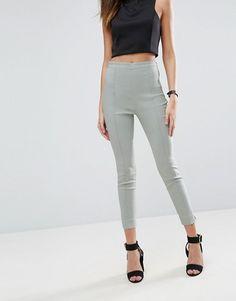 $35 - ASOS High Waisted Skinny Crop  Pants