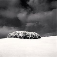 MICHAEL KENNA  White Copse, Study 3, Wakkanai, Hokkaido, Japan, 2004