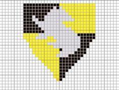 House Badges cross stitch patterns