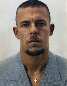 """If you ask any lady they want to be taller, they want to be slimmer, they want a waist. I'm not here to make people look like a sack of potatoes."" ~ - Alexander McQueen"