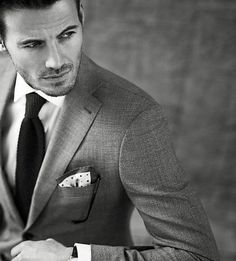 A pocket square adds an extra level of polish, but make sure it doesn't match your tie in either pattern or fabric choice. | 27 Unspoken Suit Rules Every Man Should Know