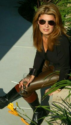 Lederlady ❤ Two toned Boots !