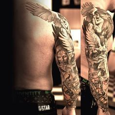tattoo sleeve ideas - Google Search