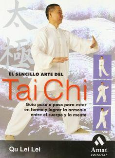 Aprenda el estilo Tai Chi más conocido, las formas o movimientos Yang desarrollados por los grandes maestros de China, gracias a las ilustraciones en color y las detalladas instrucciones que incluso un principiante puede entender. [Fotografía y resumen de Amazon.es]