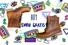 Seguimos con los ⚡⚡Envíos Gratis⚡⚡ a todo México en la tienda online Kichink www.kichink.com/stores/brahavoscalzado 17 - 31 Enero 2017.