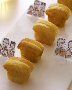 """See the """"Mini Grilled-Cheese Sandwiches"""" in our Mini Hors d'Oeuvres gallery"""