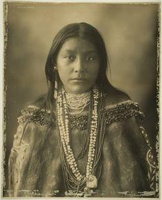 Hattie Tom - Chiricahua Apache 1898 by Frank Albert Rinehart