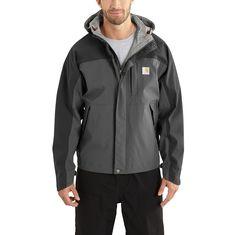 Carhartt Mens Shoreline Vapor Jacket 101570 Charcoal/Shadow