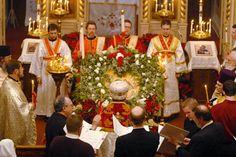 Orthodox Russian Christmas